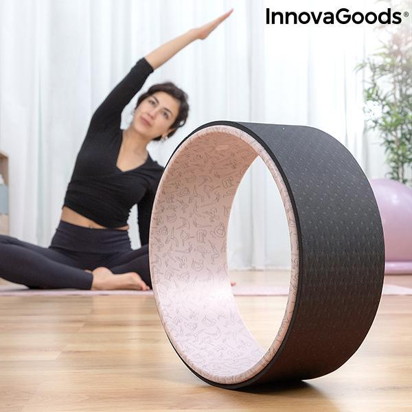Sport Fitness | Rodha Yoga Wheel - LimitedRetail® Here Today; Gone Today. Get It, Whilst It's Still Here!