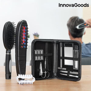 Wellness Care | Electric Anti-Hair Loss Set (12 Pieces) - LimitedRetail® Here Today; Gone Today. Get It, Whilst It's Still Here!