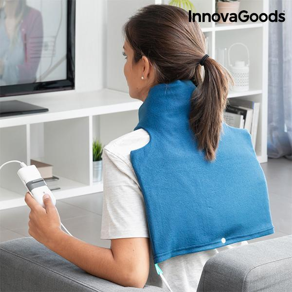 Wellness Care | Electric Pad for Neck & Shoulders - LimitedRetail® Here Today; Gone Today. Get It, Whilst It's Still Here!