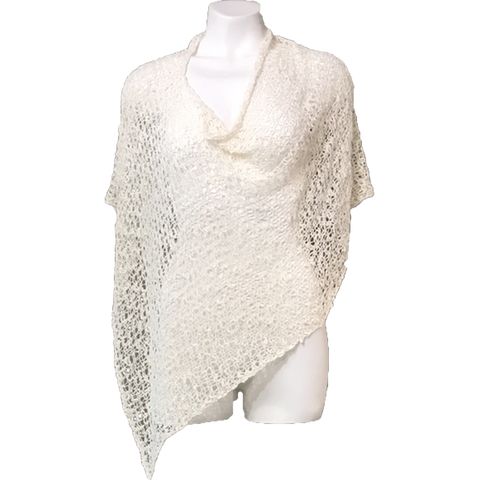 Ladieswear - Poncho - Cream