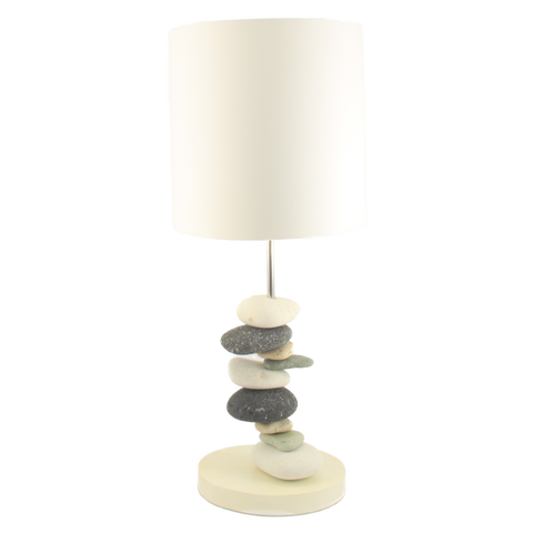 Table Lamp Pebble Stack Multi Color