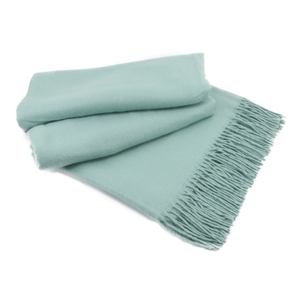 Throw Blanket 150x200cm Light Teal