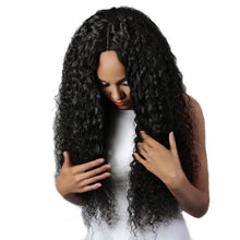 Load image into Gallery viewer, Densité 170% Perrque Curly Lace Front Wig Cheveux Humains Naturels