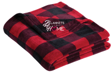 Load image into Gallery viewer, Blankets - Ultra Plush and Plaid