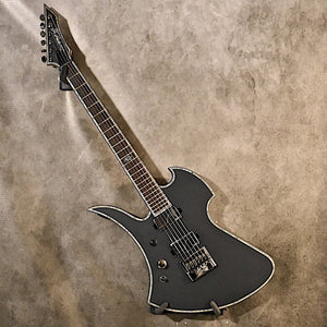 B.C. Rich Mockingbird Extreme Evertune Black Satin