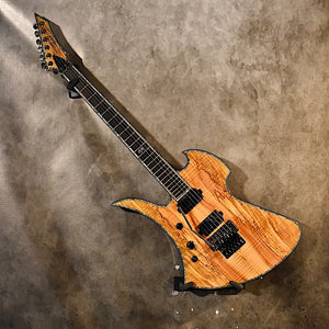 BC Rich Mockingbird Extreme Exotic Spalted Maple