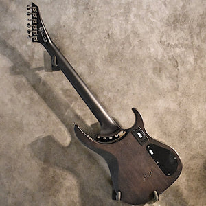 Washburn Parallaxe PXS10EDLXTBMLH Flame Trans Black