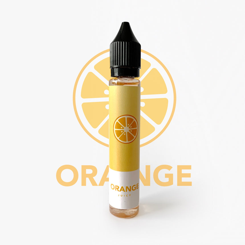 Orange – Juicy