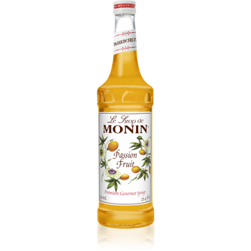 Monin Syrup Passion Fruit 700ml
