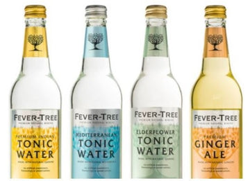 Fever Tree - Assorted Case - 200ml x 24 units