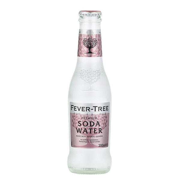Fever Tree Premium Club Soda 200ml