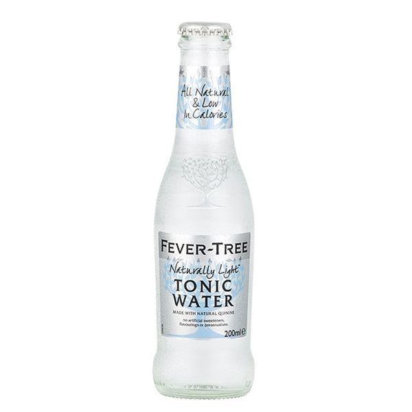 Fever Tree Refreshingly Light Tonic Water 200ml