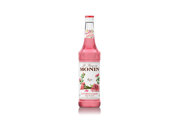 Monin Syrup Rose 700ml