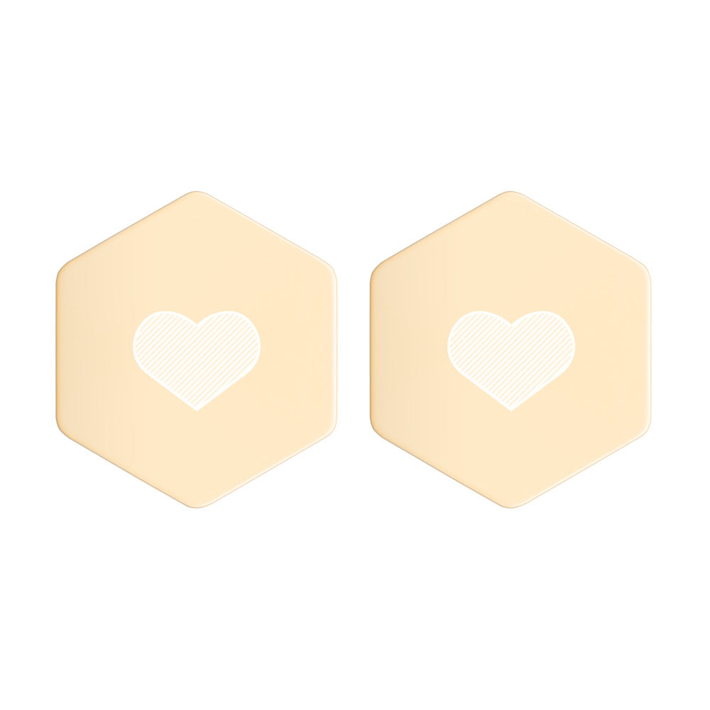 Hex - Gold - Love