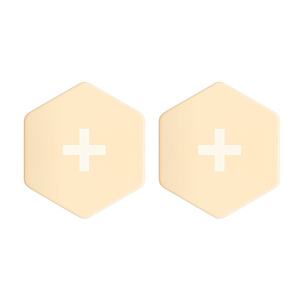 Hex - Gold - Cross