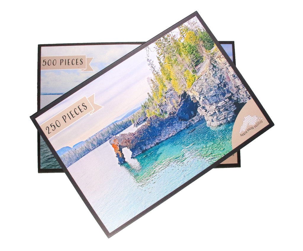 Giftcard for North Shore Puzzles