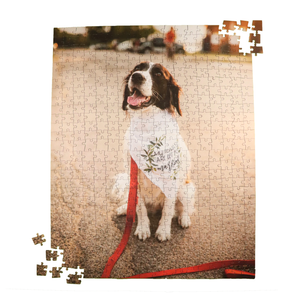 Custom 500 piece jigsaw puzzle by North Shore Puzzles