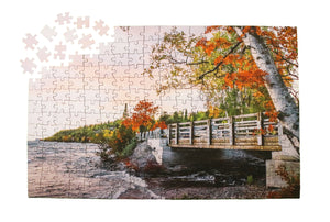 Silver Islet jigsaw puzzle by North Shore Puzzles