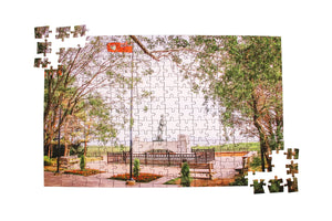 Terry Fox Lookout jigsaw puzzle by North Shore Puzzles