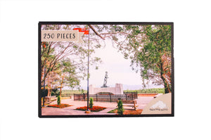Terry Fox Lookout jigsaw puzzle box by North Shore Puzzles