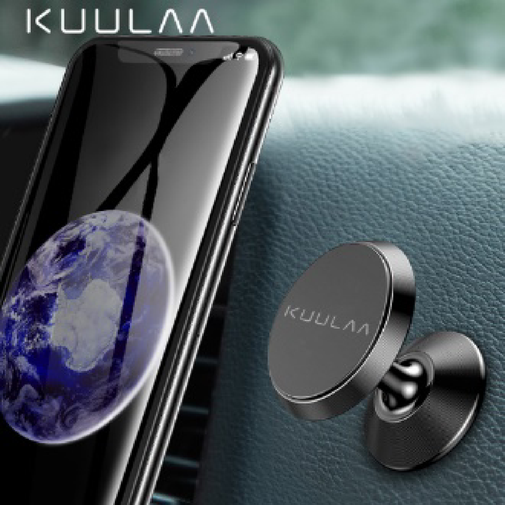 Magnetic Phone Mobile Holder for Car - USB Store