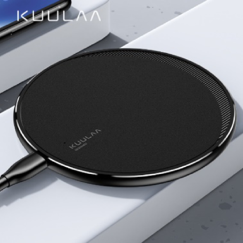 Moon 10W LED Wireless Charger Pad - USB Store