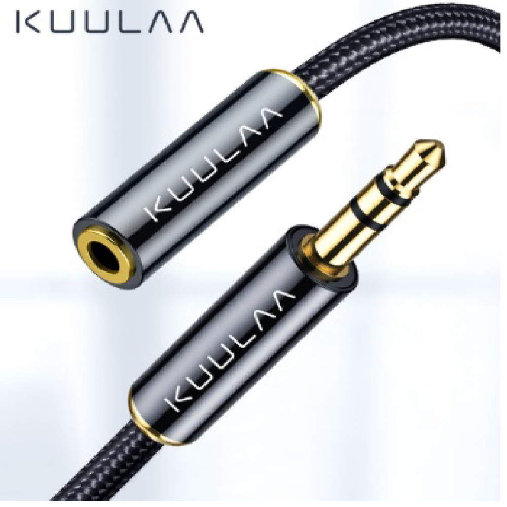 Audio Cable 3.5 Male Female Extension Cable - USB Store
