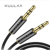 Audio Cable 3.5mm Male To Male Adaptor