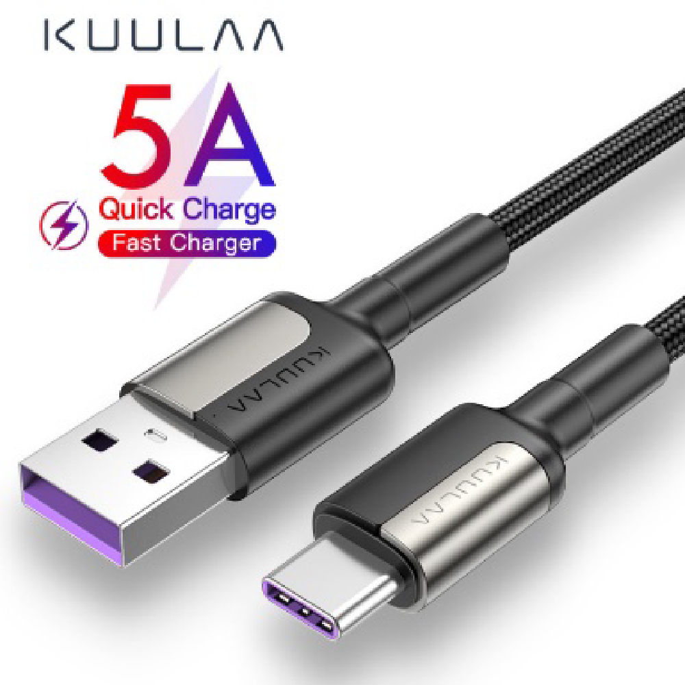 60W PD Type C USB Fast Charging Cable - usbstoreuk