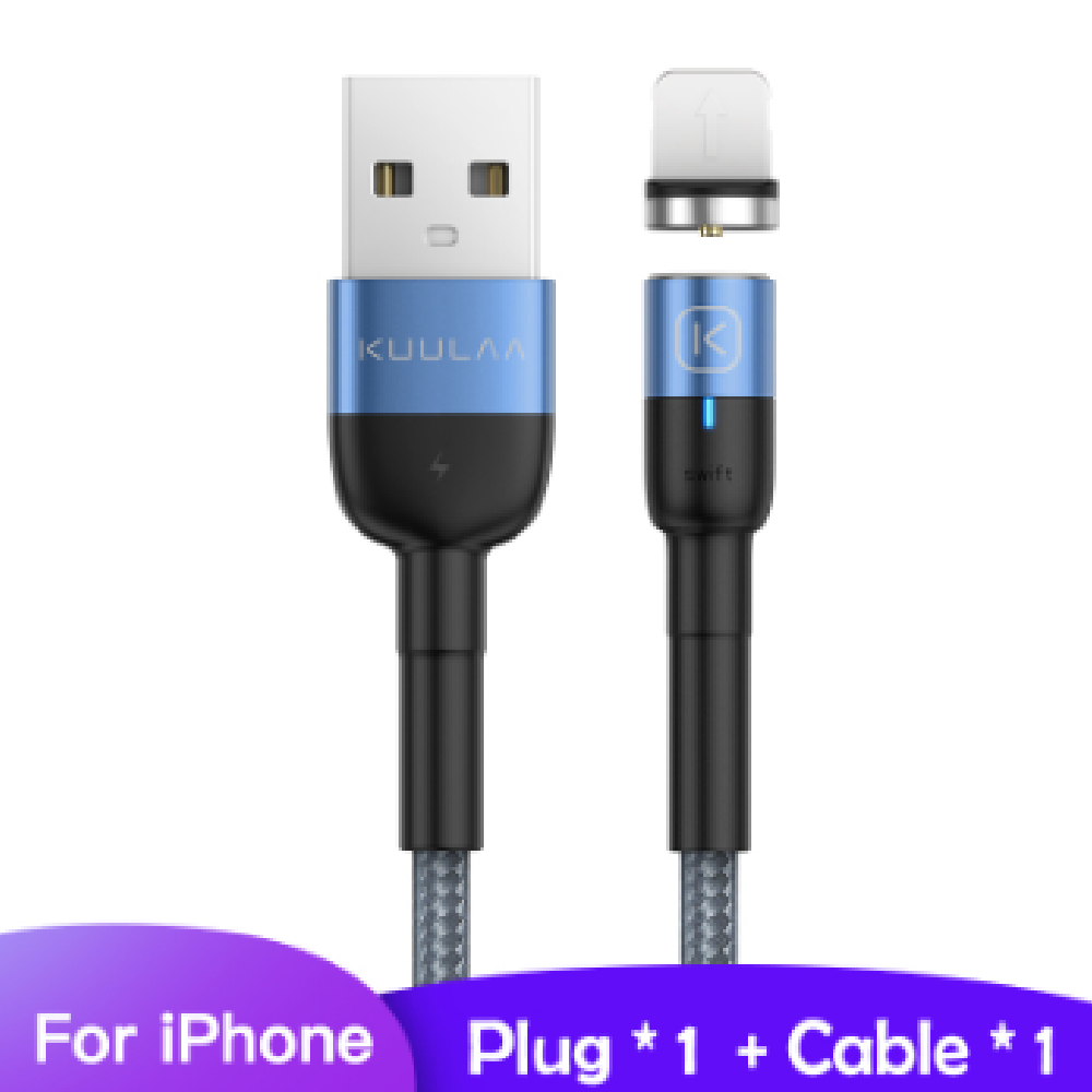 1.2A lighting Charging Magnetic Data Cable - usbstoreuk