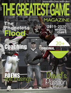 The Greatest Game Magazine: Volume #2020: Peter Jerdal Edition