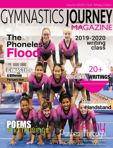 Gymnastics Journey Magazine: Volume #2020: Ruth Whaley Edition