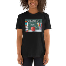 Load image into Gallery viewer, Homeschool Lessons Short-Sleeve Unisex T-Shirt