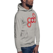 "Load image into Gallery viewer, 808 Signature Unisex Hoodie Light ""Unlimited Potential"" Edition"