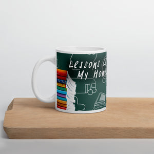 Homeschool Lessons Mug