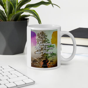 Pieces Into Peace Mug