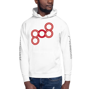 "808 Signature Unisex Hoodie Light ""Unlimited Potential"" Edition"