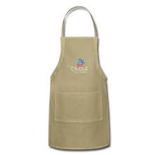 Load image into Gallery viewer, Chilled Out Mamas Apron - khaki