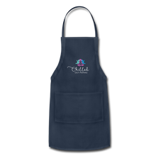 Load image into Gallery viewer, Chilled Out Mamas Apron - navy