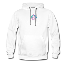 Load image into Gallery viewer, Chilled Out Mamas Unisex Premium Hoodie - white