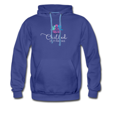 Load image into Gallery viewer, Chilled Out Mamas Unisex Premium Hoodie - royalblue