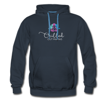 Load image into Gallery viewer, Chilled Out Mamas Unisex Premium Hoodie - navy