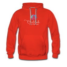 Load image into Gallery viewer, Chilled Out Mamas Unisex Premium Hoodie - red