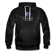 Load image into Gallery viewer, Chilled Out Mamas Unisex Premium Hoodie - charcoal gray