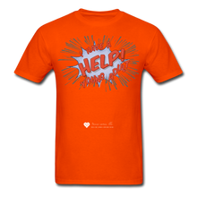 "Load image into Gallery viewer, TC ""Help! I Have A Young Adult"" Unisex Classic T-Shirt - orange"