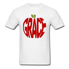 Load image into Gallery viewer, AoG Grace Unisex Classic T-Shirt - white