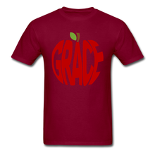 Load image into Gallery viewer, AoG Grace Unisex Classic T-Shirt - burgundy
