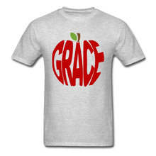 Load image into Gallery viewer, AoG Grace Unisex Classic T-Shirt - heather gray