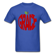 Load image into Gallery viewer, AoG Grace Unisex Classic T-Shirt - royal blue