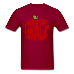 AoG Grace Unisex Classic T-Shirt - dark red
